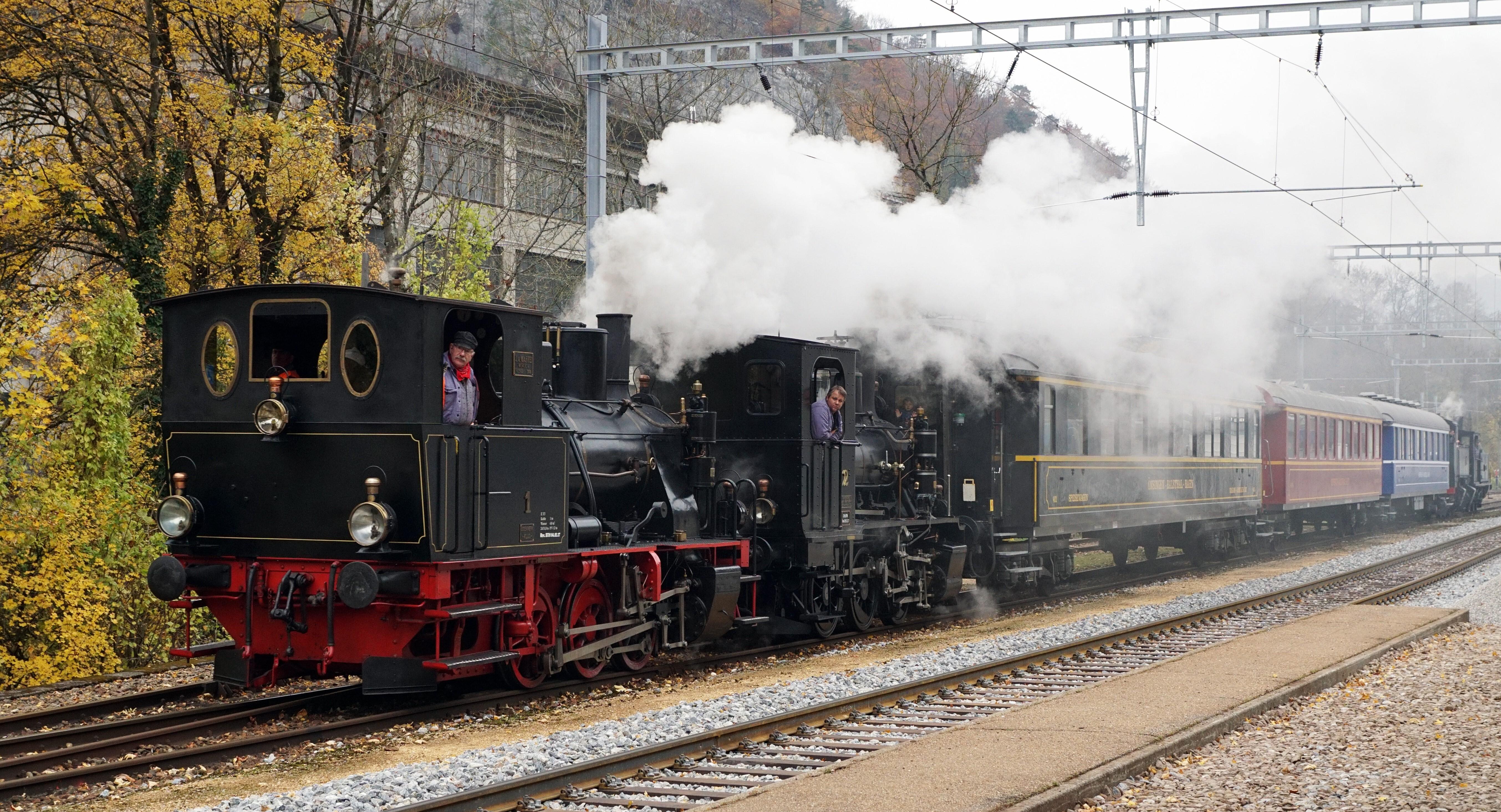Tag der offenen Tür - Verschoben auf Frühling 2021 - Oensingen-Balsthal-Bahn AG