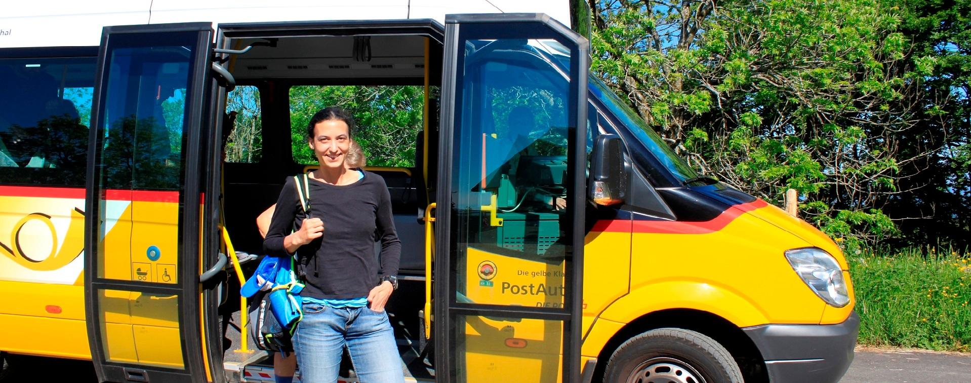 NaturparkBus - Oensingen-Balsthal-Bahn AG