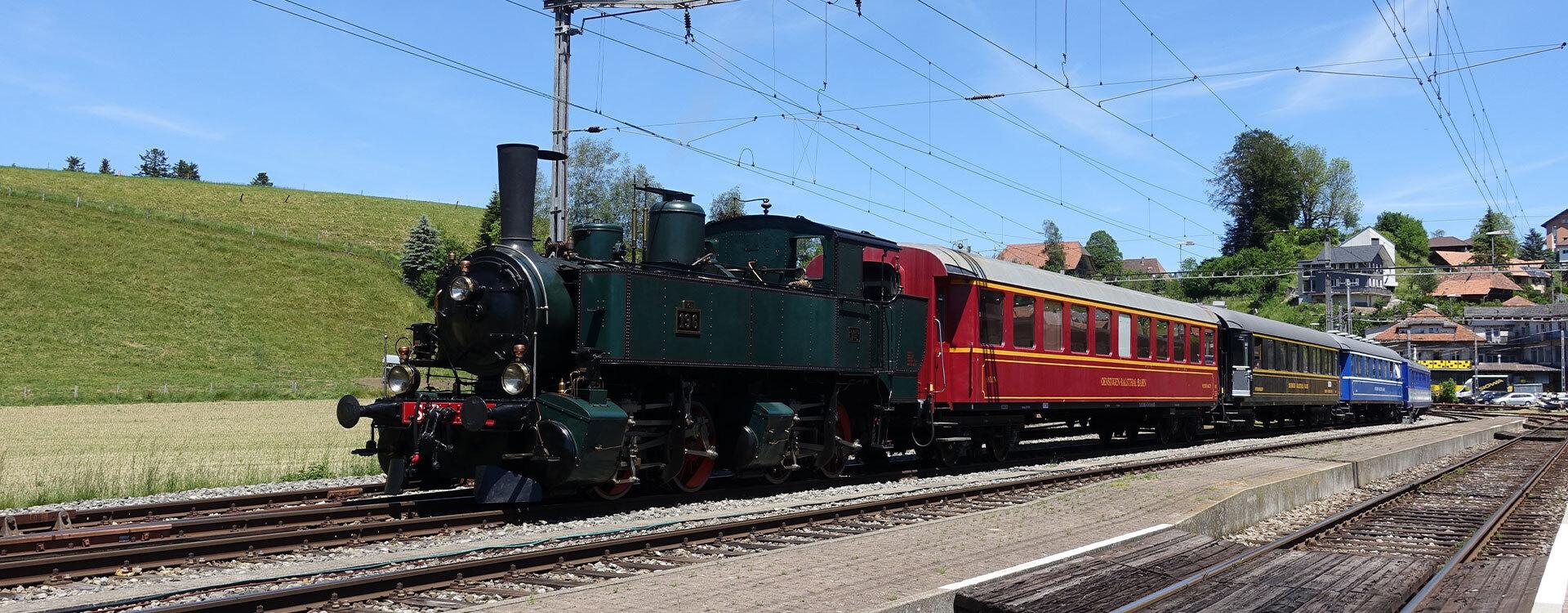 Anlässe & Extrafahrten - Oensingen-Balsthal-Bahn AG