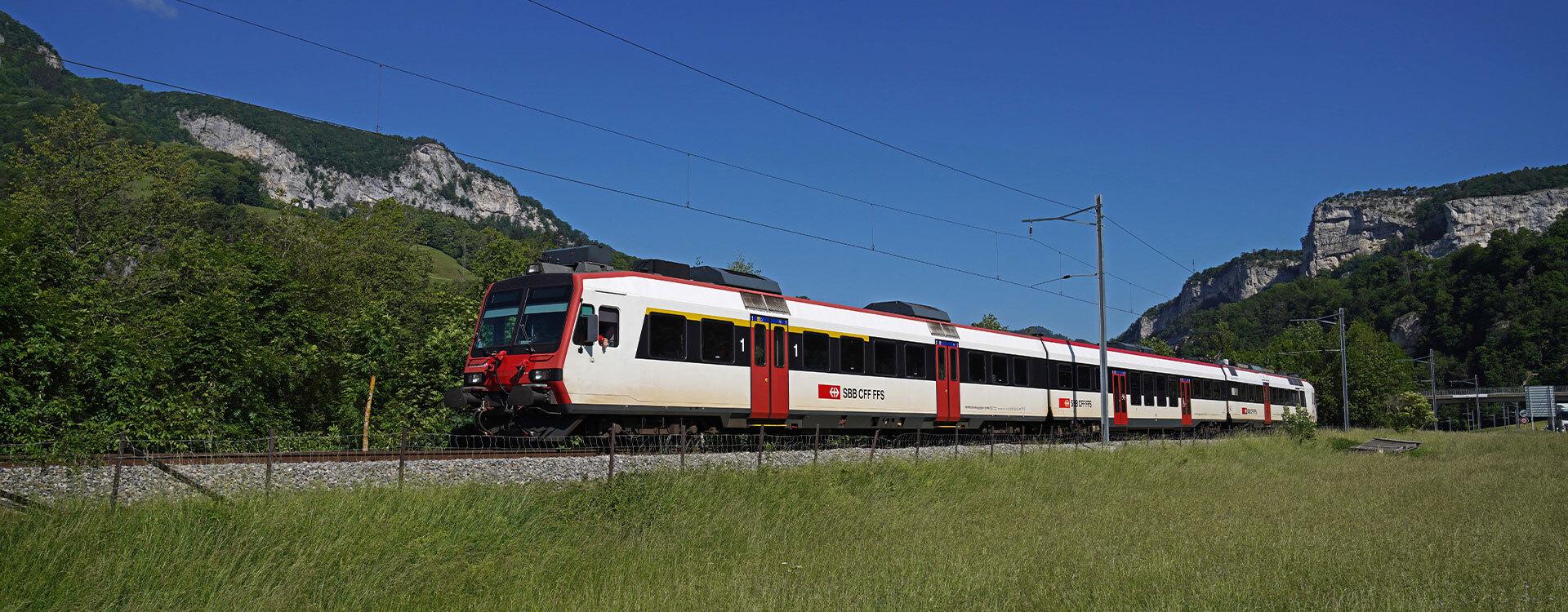 Regio Oensingen-Balsthal - Oensingen-Balsthal-Bahn AG